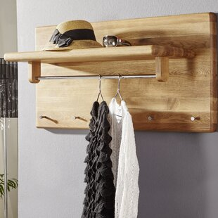 Artemisia Wall Mounted Coat Rack By Natur Pur