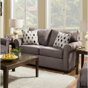 Henriquez Loveseat by Alcott Hill