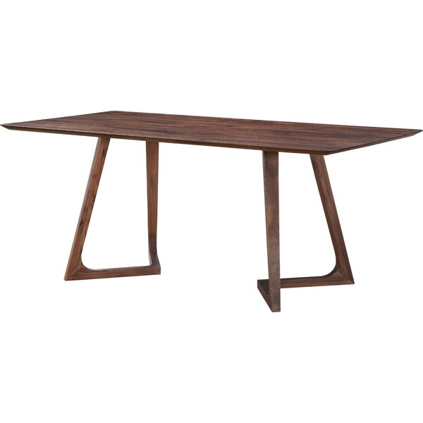 Modern Contemporary 48 Inch Rectangle Dining Table Allmodern