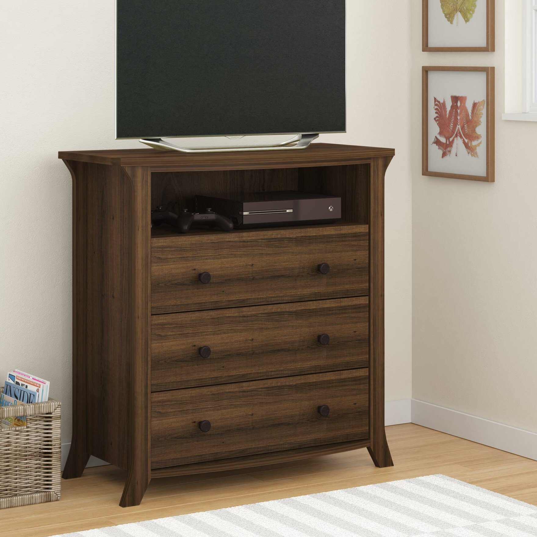 pine willow distressed progressive products item furniture number chest media with drawers