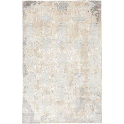 Bungalow Rose Rodericks Wool Beige Area Rug Rug Size: 9' x 13'