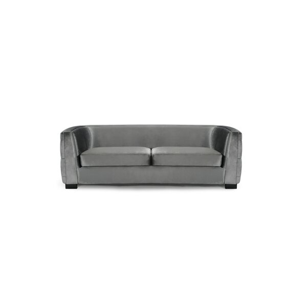Stupendous Grey Button Sofa Wayfair Machost Co Dining Chair Design Ideas Machostcouk