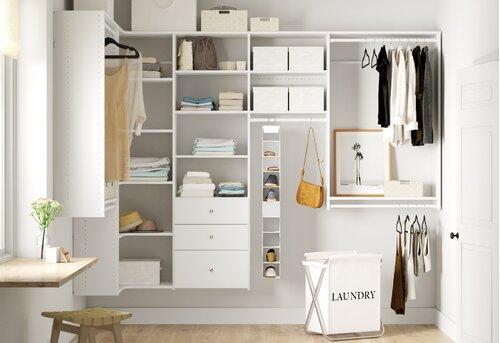 40 Modern Closet Design Ideas Wayfair