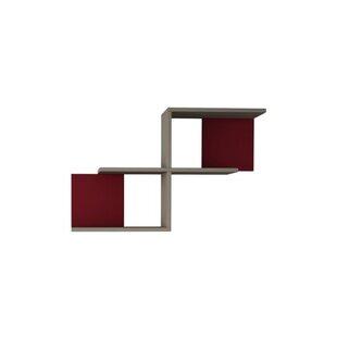 Brayden Studio Leo Modern Wall Shelf