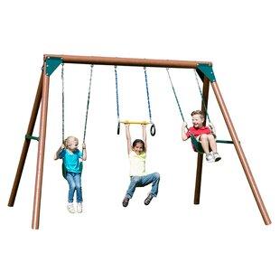 Swing-n-Slide Orbiter Swing Set