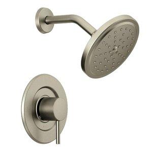 brushed nickel shower faucet set.  Brushed Nickel Shower Faucets You ll Love Wayfair