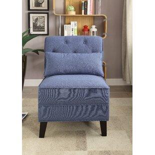 Renato Slipper Chair by Charlton Home