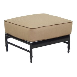 Provence Ottoman with Cushion by Leona