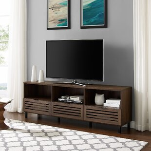 Where buy  Nena TV Stand for TVs up to 70 by Union Rustic Reviews (2019) & Buyer's Guide