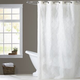 Extended Length Shower Curtain