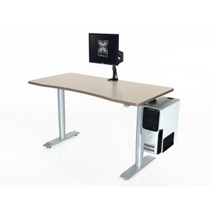 Vox Height Adjustable Training Table by Populas Furniture