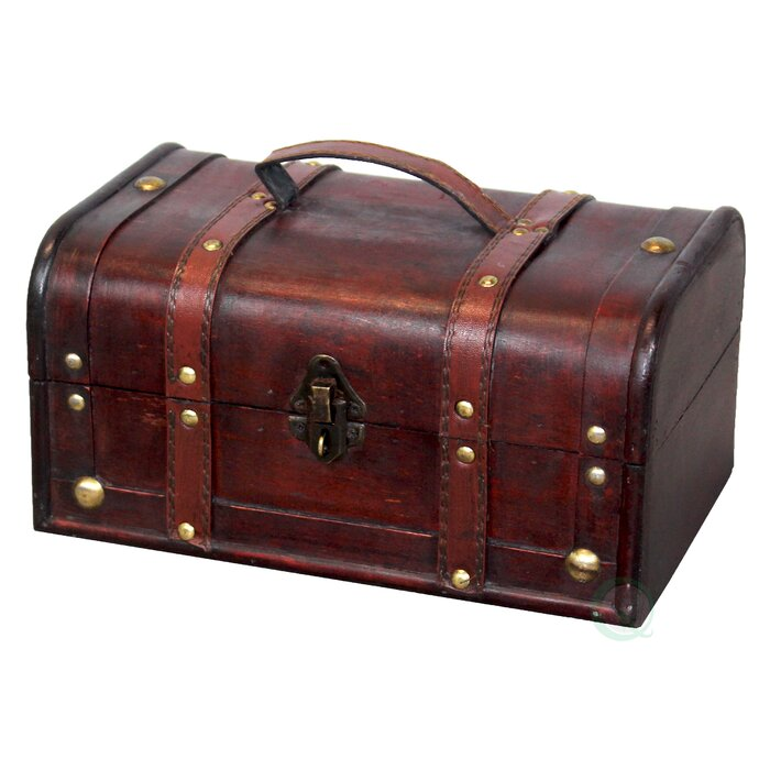 Pirate Treasure Chest Decorative Box