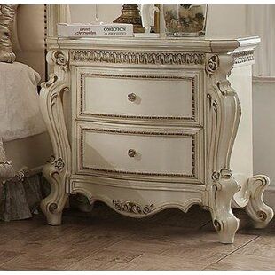 Jardine 2 Drawer Nightstand