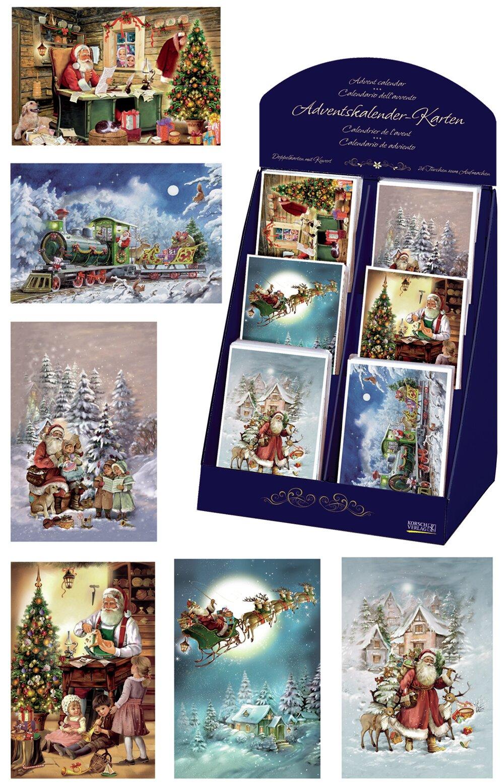 Christmas Set Christmas Advent Calendars You Ll Love In 2021 Wayfair
