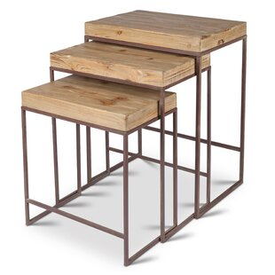 Mcgriff 3 Piece Nesting Tables