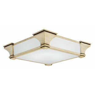 Lithonia Lighting Venetian 1 Light Flush Mount