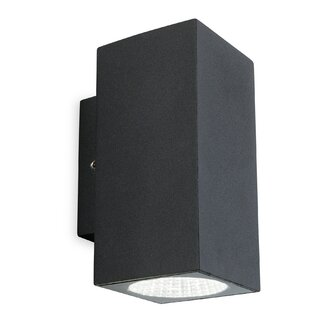 Chris 2-Light LED Outdoor Sconce By Sol 72 Outdoor