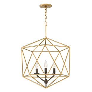 Hinkley Lighting Astrid 3-Light Foyer Pendant