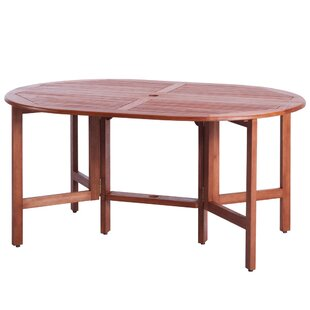Ethier Solid Wood Dining Table by Arboria