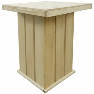 Auer Wooden Bar Table By Sol 72 Outdoor