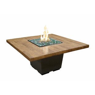 Concrete Fire Pit Table By American Fyre Designs (AFD)