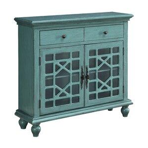 Amazing Jean 2 Drawer 2 Door Cabinet