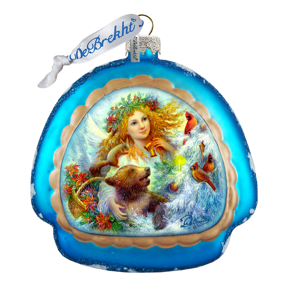 Angels Shaped Christmas Ornaments You Ll Love In 2021 Wayfair