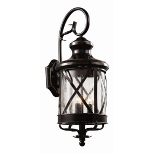 Laurel Foundry Modern Farmhouse Landon Outdoor Wall Lantern