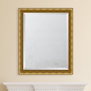 Gold Ornate Wall Mirror by Melissa Van Hise