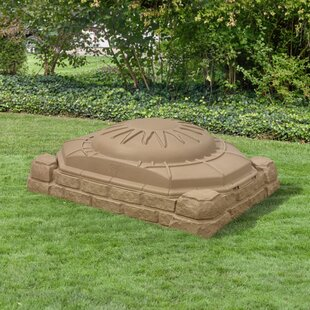81.2cm Rectangular Sandbox Table By Freeport Park