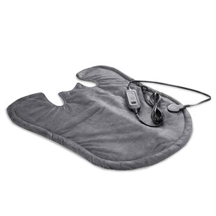 9cfa94c633ae3c ClipperCove Heated Neck and Shoulder Wrap Throw