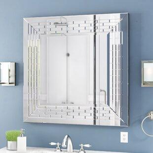 Beveled Wall Mirror by Wade Logan