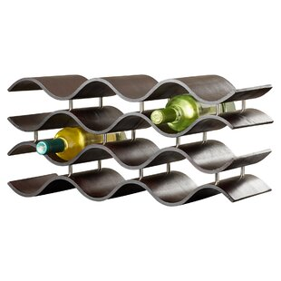 Wittmer 12 Bottle Tabletop Wine Rack by Wade Logan