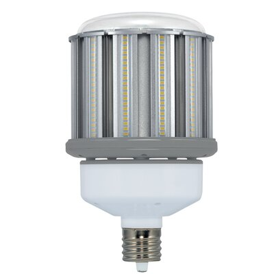 90 Watt, LED, Non-Dimmable Light Bulb, Daylight (5000K) E39/Mogul Base Satco