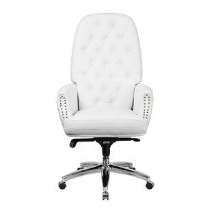 Millport High Back Tufted Multifunction Swivel Executive Chair