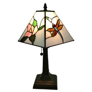 Best Price Tiffany Mission 15 Mission Table Lamp By Amora Lighting
