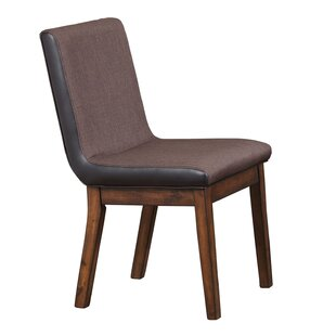 Union Rustic Natick Upholstered Dining Chair (Set of 2)