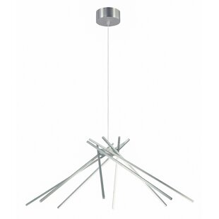 Brayden Studio Mahpee 8-Light LED Novelty Pendant