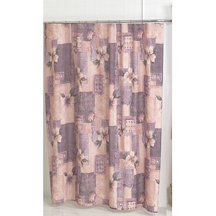 Magnolia Single Shower Curtain