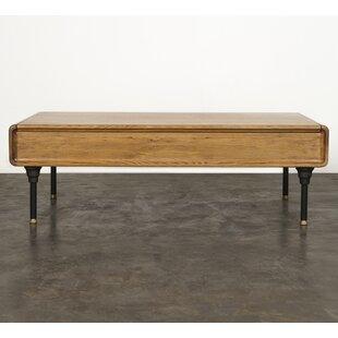 Brayden Studio Minoris Coffee Table with Storage