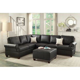 Red Barrel Studio Follett Sectional with ..