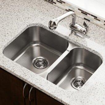 Polaris sinks 275 x 18 double bowl undermount kitchen sink 275 x 18 double bowl undermount kitchen sink workwithnaturefo