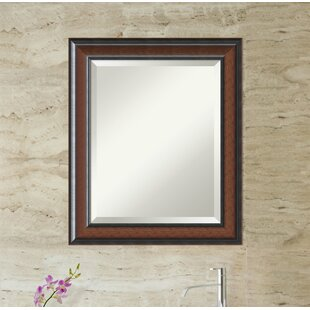 Read Reviews Bathroom/Vanity Mirror By Darby Home Co