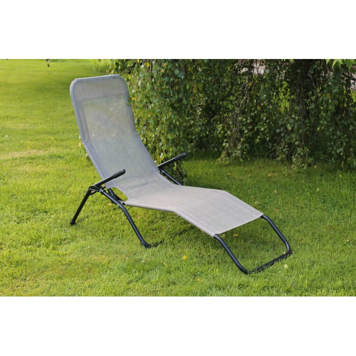 Magnificent Mchenry Reclining Sun Lounger Caraccident5 Cool Chair Designs And Ideas Caraccident5Info