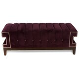 Karen Upholstered Bench by Loni M Designs