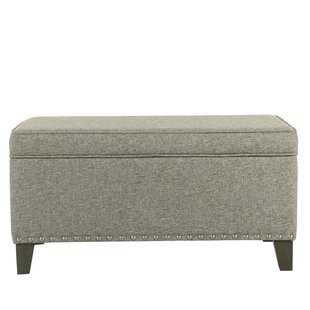 Farrier Upholstered Storage Bench