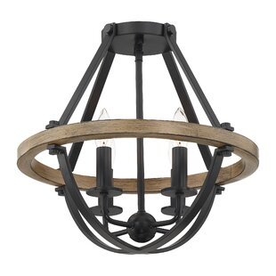 Thiele 4-Light Geometric C..