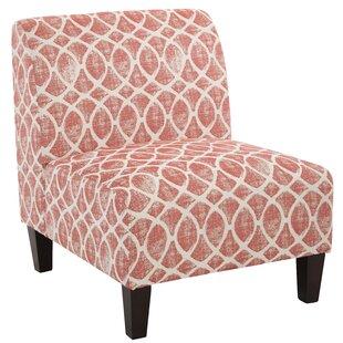 Winston Porter Abramowitz Slipper Chair