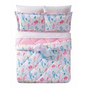 Champney Mermaids Comforter Set 0eb7211fe