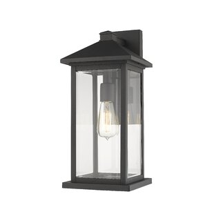 Haight Outdoor Wall Lantern by Charlton H..